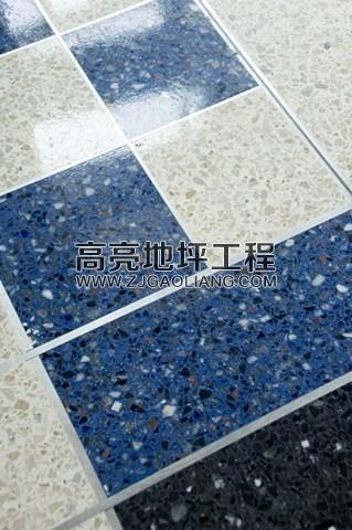 水磨石-创意墙地面系统